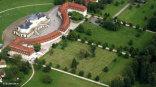 В замок в Германии, получив специальную стипендию, могут приехать молодые художники и поэты, дизайнеры и театроведы.