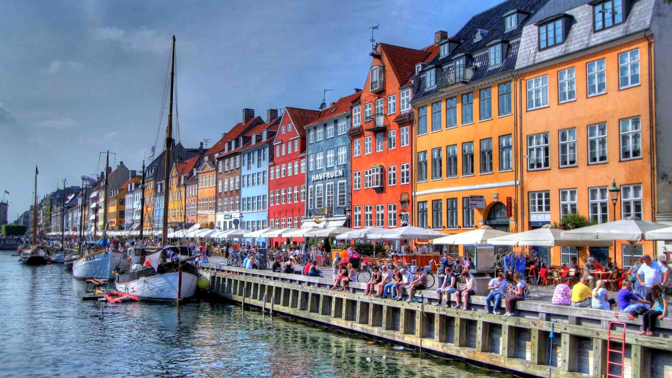 Региональная конференция European Students for Liberty в Копенгагене, Дания